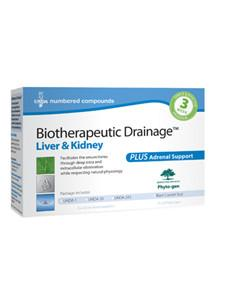 Biotherapeutic Drainage™ Liver & Kidney