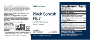 Black Cohosh Plus - 60 Tablets