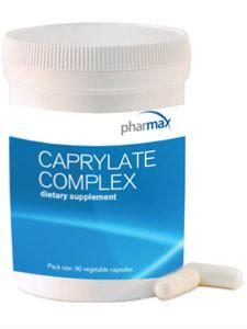 Caprylate Complex - 90 Capsules Default Category Pharmax