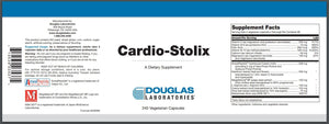 Cardio-Stolix™ - 240 Capsules Default Category Douglas Labs