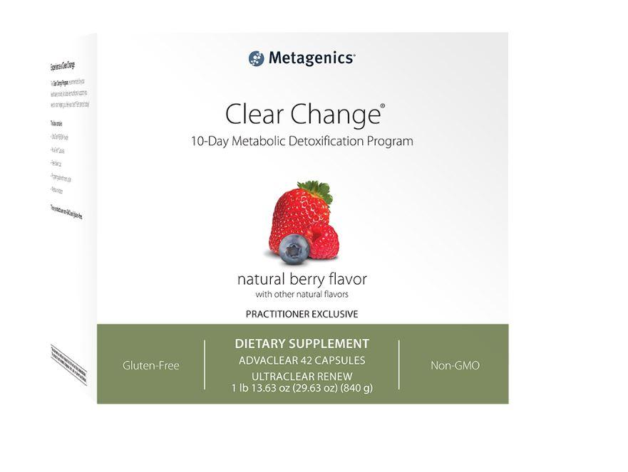 Clear Change Program with UltraClear RENEW