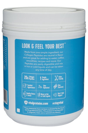 Pasture Raised Collagen Peptides