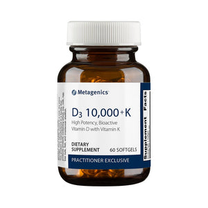 D3 10,000 with K - 60 Softgels