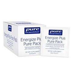 Energize Plus™ Pure Pack - 30 Packets Default Category Pure Encapsulations