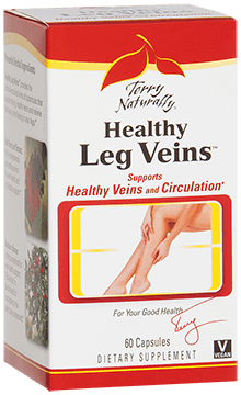 Healthy Leg Veins - 60 Capsules Default Category Terry Naturally