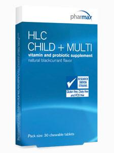 HLC Child + Multi - 30 Tablets