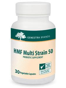 HMF Multi Strain 50 - 30 Capsules Default Category Genestra