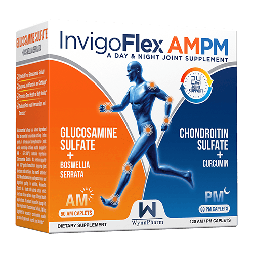 InvigoFlex® AM PM - 120 Caplets