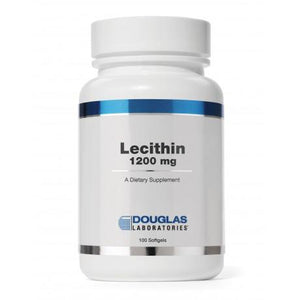 Lecithin - 100 Softgels Default Category Douglas Labs