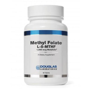Methyl Folate - 60 Tablets Default Category Douglas Labs