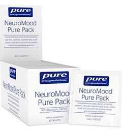 NeuroMood Pure Pack - 30 Packets Default Category Pure Encapsulations