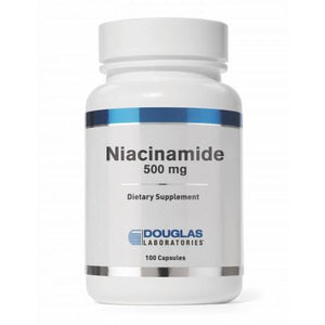 Niacinamide 500 mg - 100 Capsules Default Category Douglas Labs