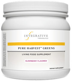 Pure Harvest™ Greens - 60 Servings Default Category Integrative Therapeutics