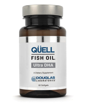 QÜELL® Fish Oil - Ultra DHA - 60 Softgels Default Category Douglas Labs