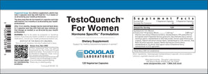 TestoQuench ™ for Women - 120 Capsules Default Category Douglas Labs