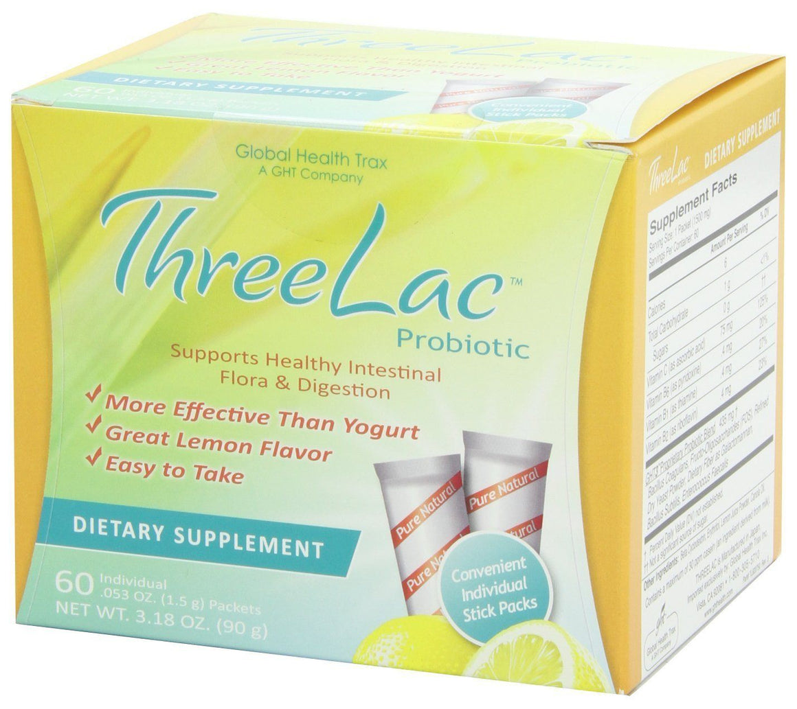 ThreeLac 60 packets