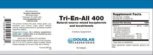 Tri-En-All 400 - 60 Softgels Default Category Douglas Labs