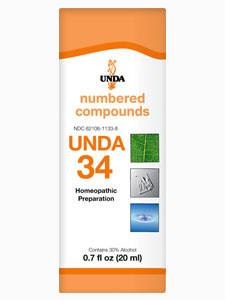Unda #34 - 0.7 fl oz Default Category Unda