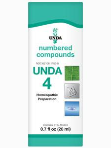 Unda #4 - 0.7 fl oz Default Category Unda