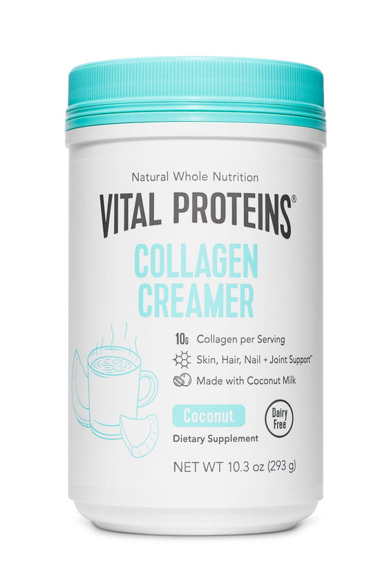 Collagen Creamer Coconut - 10.3 oz.