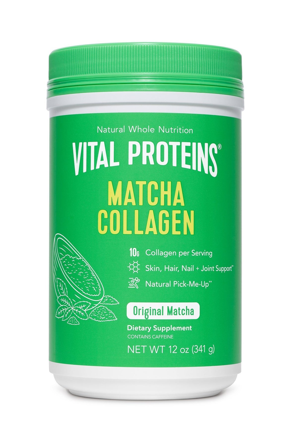 Matcha Collagen Original - 12 oz