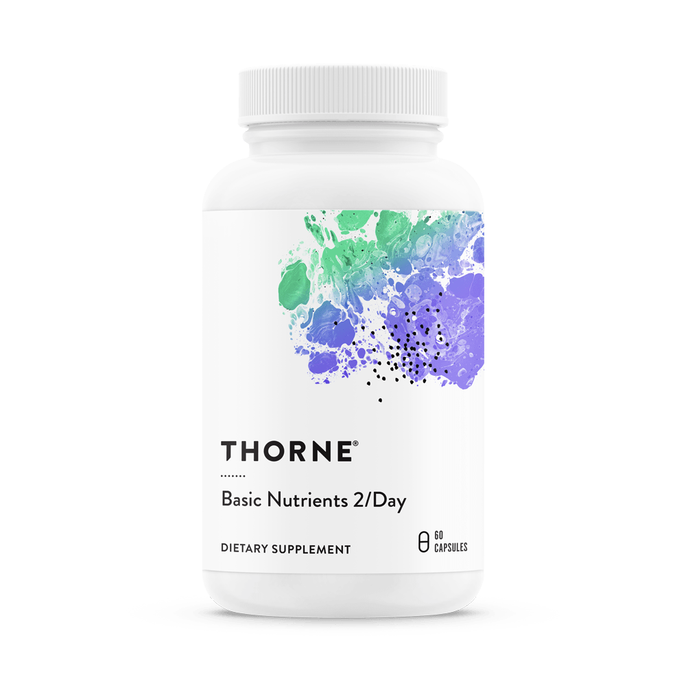 Basic Nutrients 2/Day - 60 Capsules