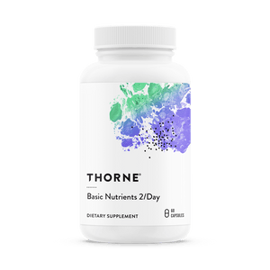 Basic Nutrients 2/Day - 60 Capsules Default Category Thorne