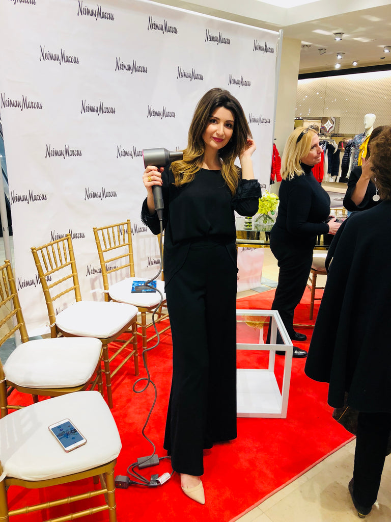 karma for a cure margaux minutolo at neiman marcus beauty panel