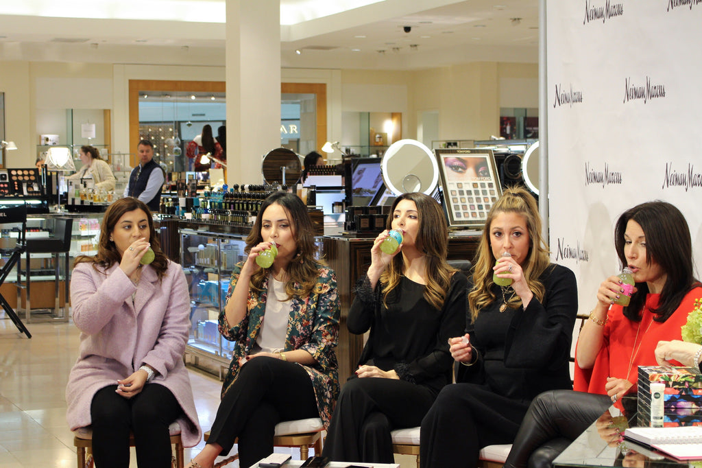 Neiman Marcus Beauty Panel