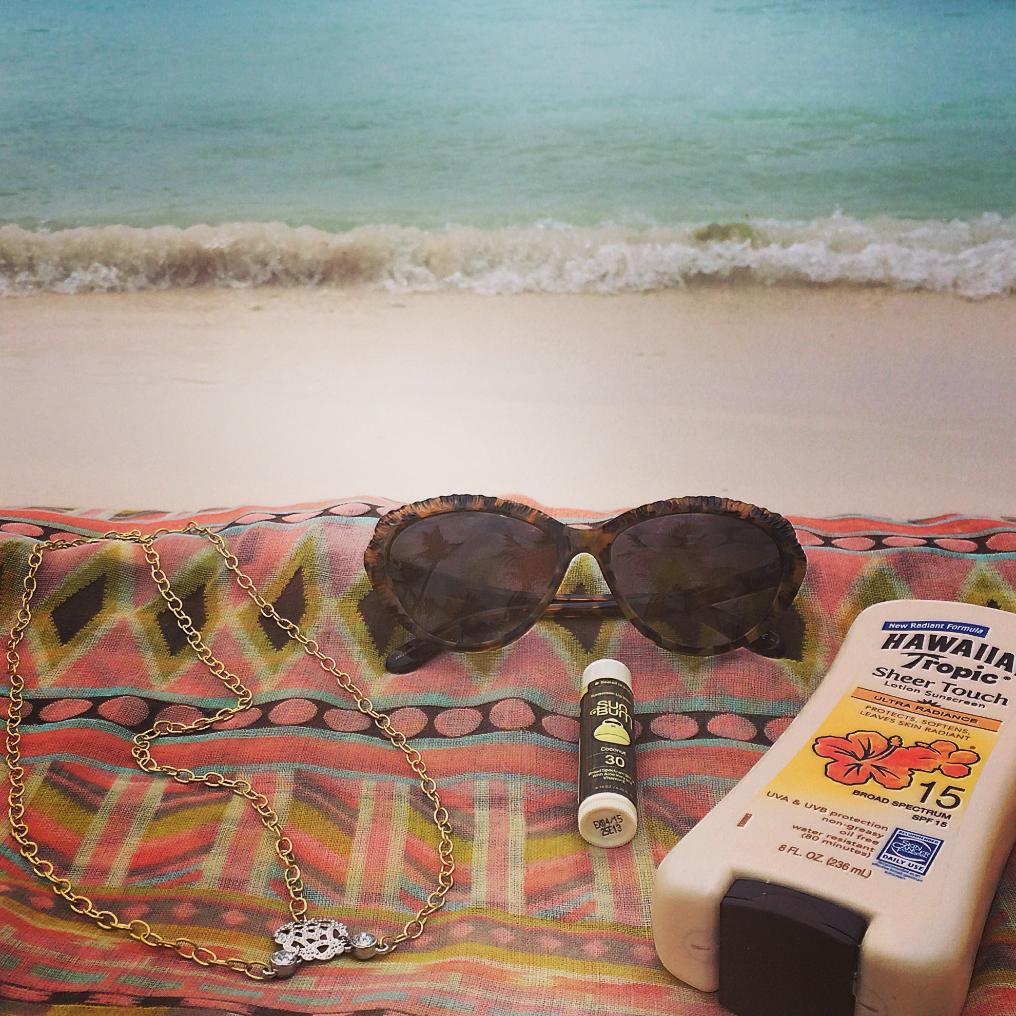 Beach Essentials by KARMA for a cure