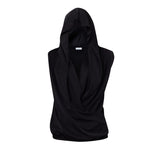 Capri Traveler Hoodie Tank - KARMA for a cure by Margaux