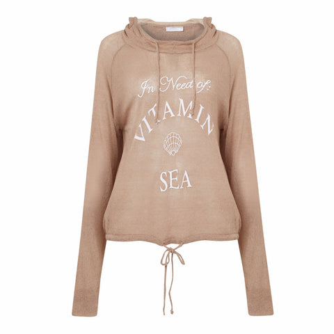 In Need of Vitamin Sea Knit Sweater - More Colors - KARMA for a cure - 2