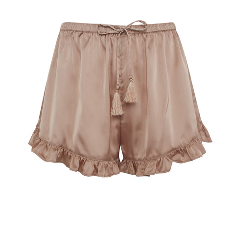 St Tropez Ruffle Shorts - KARMA for a cure - 1