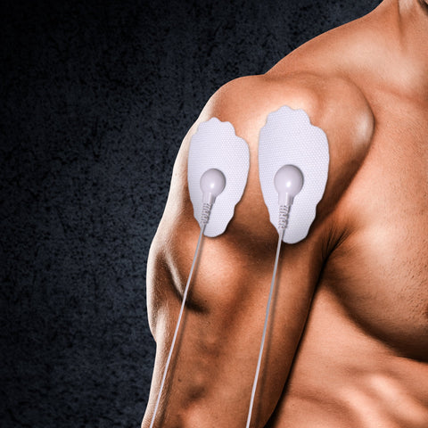 Muscle Building EMS, EMS Unit, TENS Unit, electro therapy, e stim for muscles