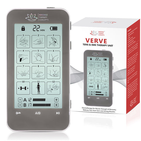 Image of tens unit, tens machine, back pain, electro stimulation