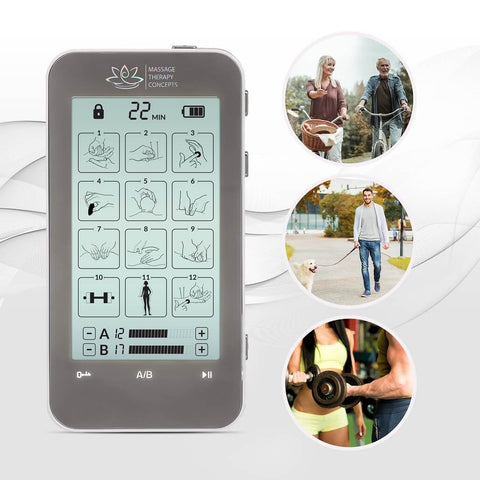 TENS Unit, electric recovery device, Electric Therapy Device,