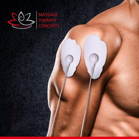 Image of TENS Unit, EMS Unit, Muscle building, EMS for muscles
