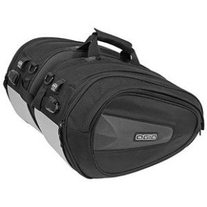DUFFEL SADDLE BAG