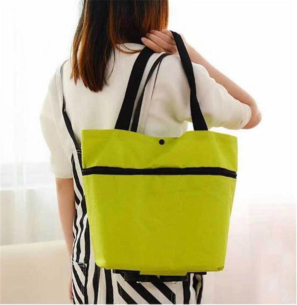 Sac de Provisions Pliable Raton Malin Orange