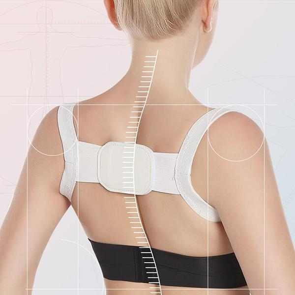 Support Pour Correction De Posture Raton Malin Noir