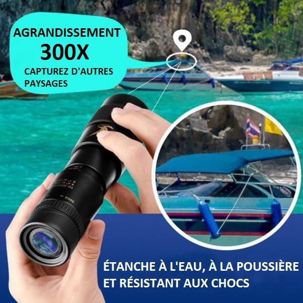 Télescope Monoculaire Flash Ventes Pack complet 30