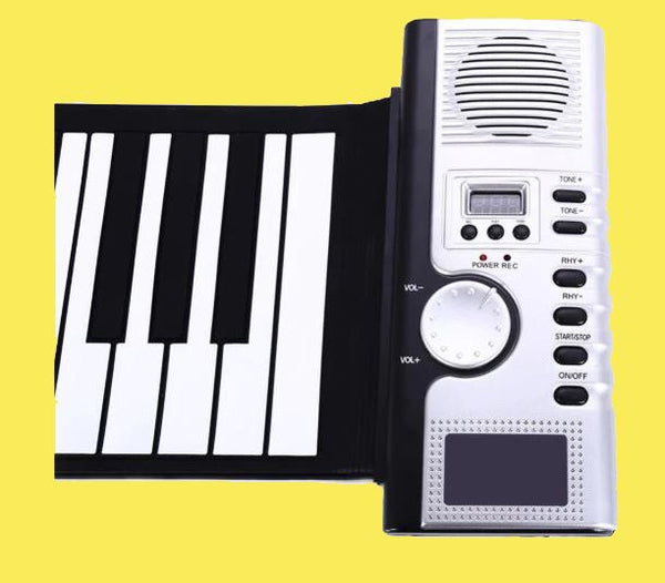 Clavier Piano Electronique Portable Raton Malin
