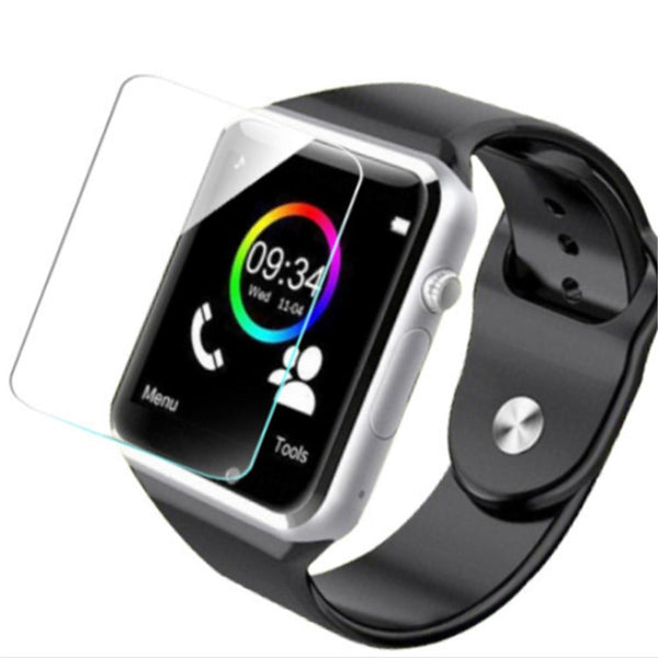 2 Films De Protection Pour Smartwatch Gratuit Hide