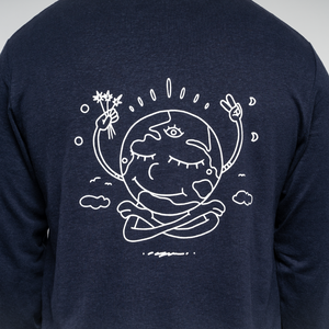 Mary Jane Long Sleeve Tee - Earth Kind