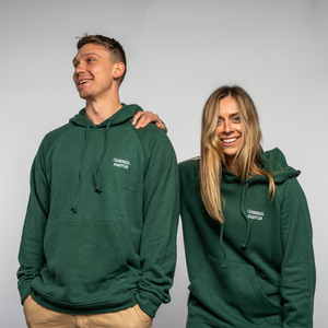 Hearer Hoodie - Ocean Friendly