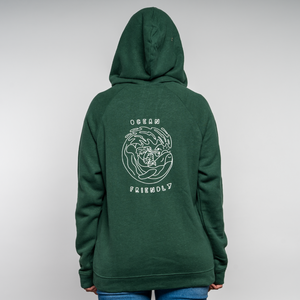 Hearer Hoodie - Ocean Friendly (Genderless)