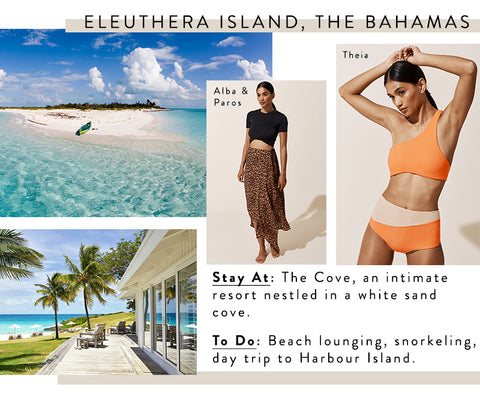 Kore Swim What to wear in the Bahamas