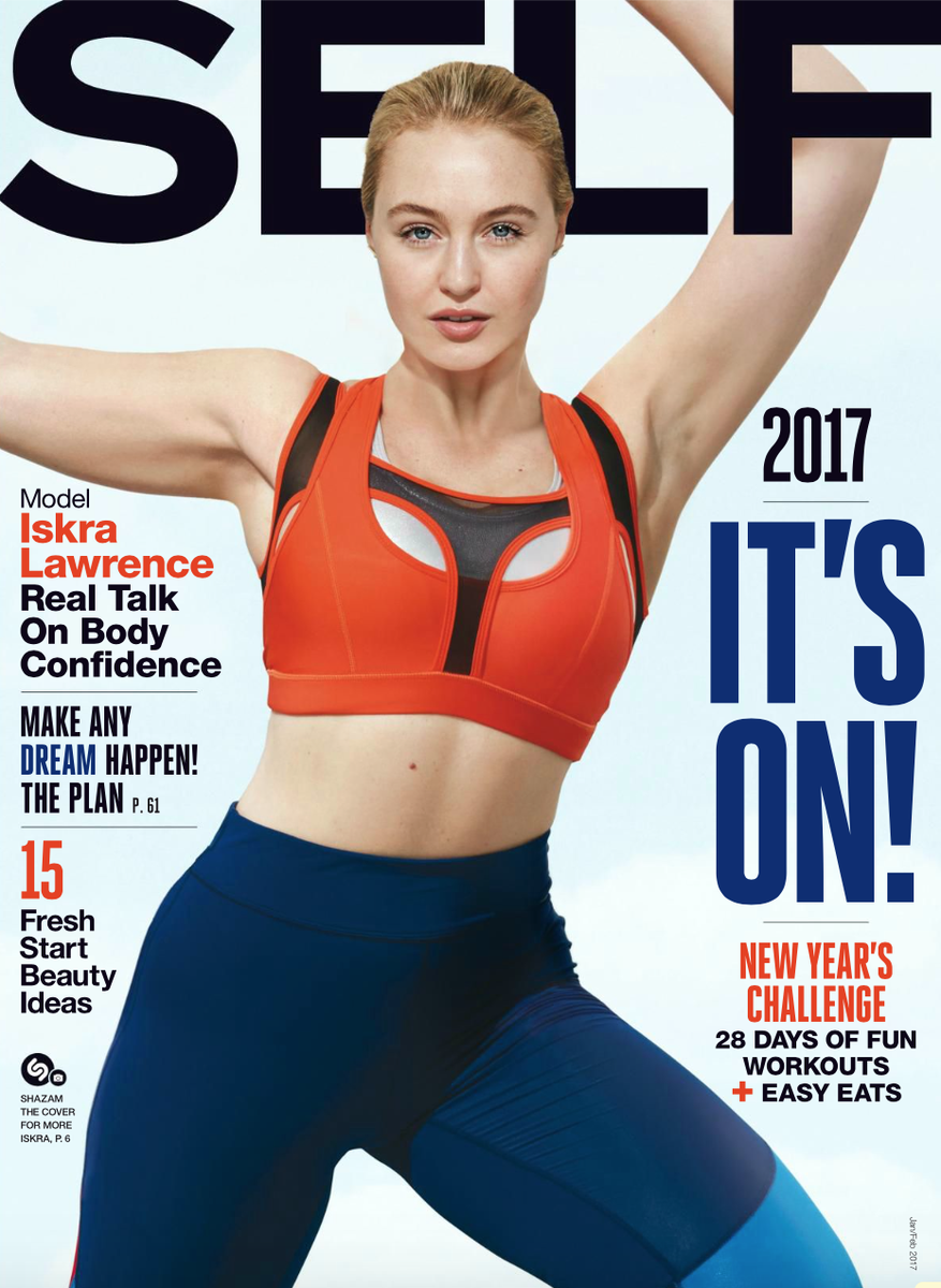 Self Magazine - January 2017