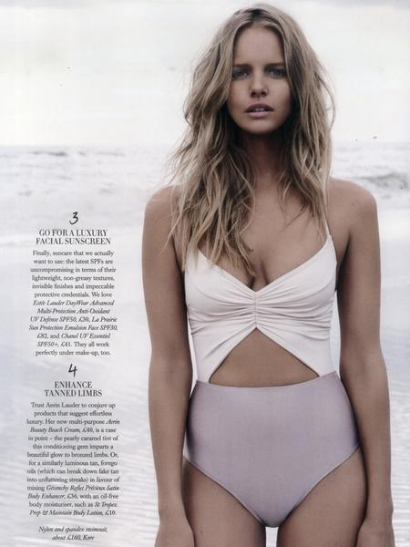 Harper's Bazaar UK - July 2013
