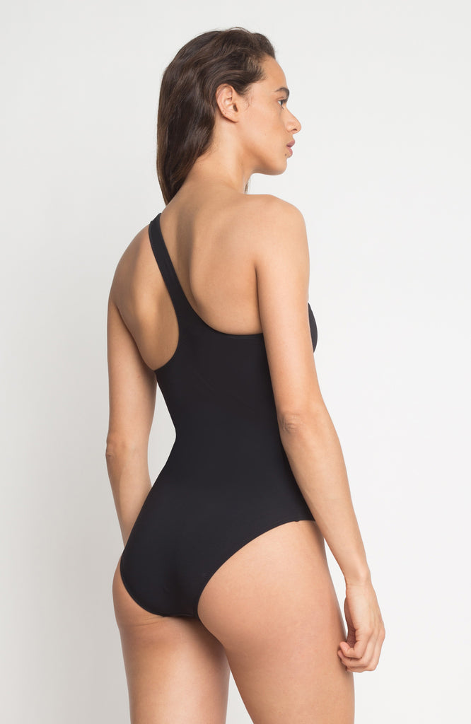 Calypso Maillot in Onyx